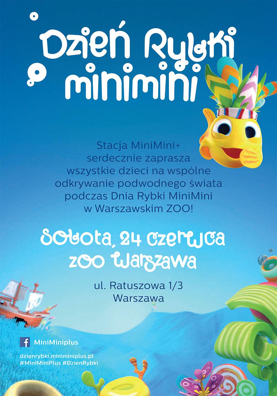 Dzień Z Rybką Mini Mini Fundacja Panda